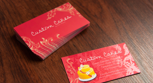 Affordable Avon Business Cards