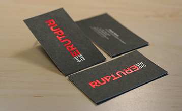 Business Cards - Specialty