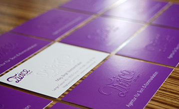 Business Cards - Luxury